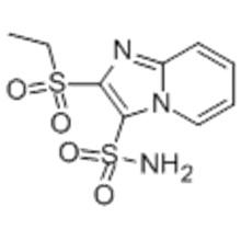 2-Ethylsulfonylimidazo[1,2-a]pyridine-3-sulfonamide CAS 141776-47-8