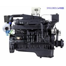 182 л.с. / 1800 об / мин, Шанхайский дизельный двигатель. Судовой двигатель G128