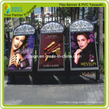 5.0m PVC Coated Backlit Flex Banner
