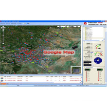PC Based Tracking Software for Fleet Management (JT1000C/S)