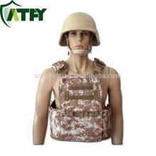 camuflaje militar chaleco táctico traje a prueba de balas