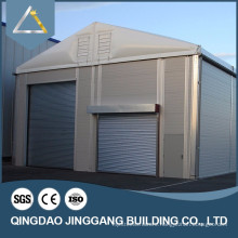 Modern Galvenized Low Cost Cheap Prefab Garage