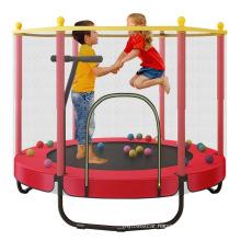Custom Logo Jumping Bed Children Mini Indoor Trampoline for Kids Play