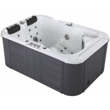 Comfortable Lounger & Seats CE Portable Outdoor SPA for 2 Persons