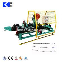 High Speed Best Price Barbed Wire Making Machine
