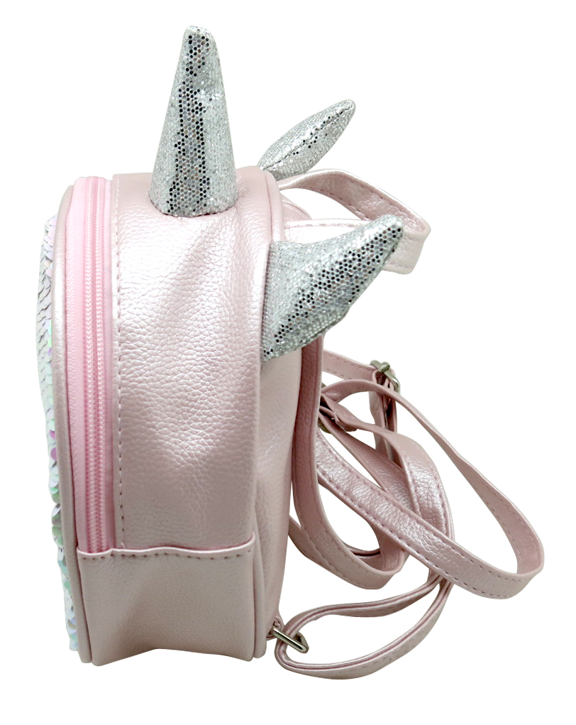 Unicorn1 Sequin Backpack 1