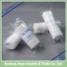 Elastic PBT confirming gauze bandage