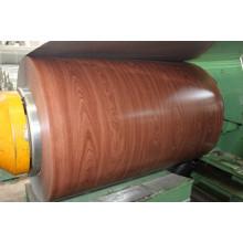 PVDF или PE Цветные алюминиевые катушки