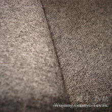 Decorative Cashmere Wool Like Polyester Fabric for Sofa Covers