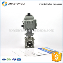 JKTLEB044 actuator api 6d carbon steel valves
