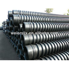 HDPE steel band reinforced pipe extrusion line