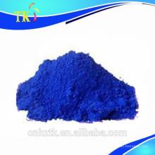 Bleu réactif 21Dye 150% pour fibres et tissus
