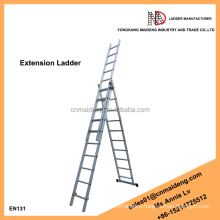 multi functional 16 foot triple extention ladder