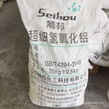 Hidróxido de alumínio especial para o silicone