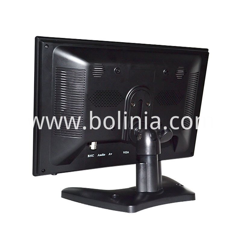 10.1 inch industrial lcd monitor