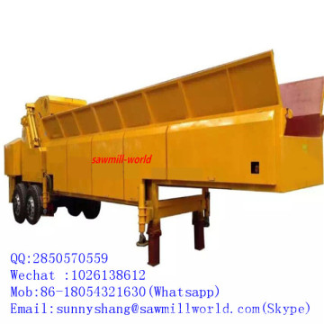 High Quality Composite Vertical Wood Chips Crusher
