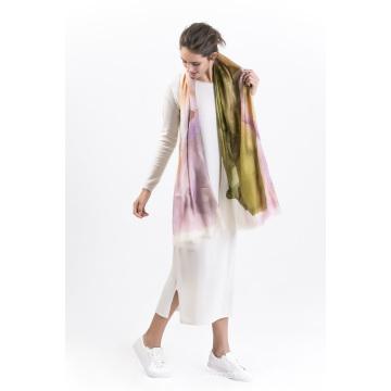 Lilypond-90% Modal & 10% Kaschmir Damen Schal