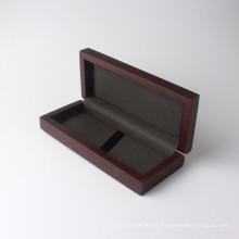 Caja de regalo de madera de lujo por encargo
