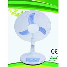 16 дюймов 12 В постоянного тока настольный вентилятор Солнечный вентилятор (Сб-ст-DC16C) 1