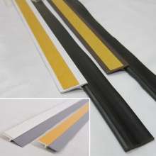 Tira de sellado de PVC para puerta