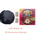 147mm Diameter Long Burning Time Black Mosquito Coil