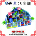 Sea Style Small Cheap Soft Indoor Playground Equipment