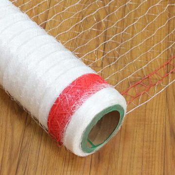 PE 100%virgin material bale wrap netting
