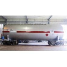 vagão de tanque de óleo leve gq80