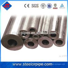Tubo de acero profesional de la precisión del precio de fábrica de las ventas al por mayor