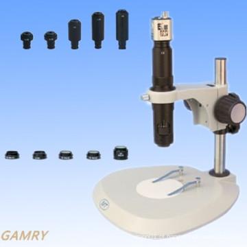 Microscópio video monocular Mzdh0850 Sistemas video