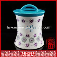 Tarro de salmuera de cerámica