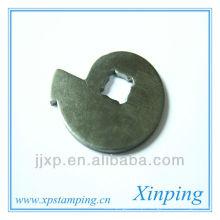 Peça de perfuração de aço personalizado de alta qualidade