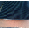 Cleated Non-Slip Rough Top Rubber Fabric Conveyor Belt