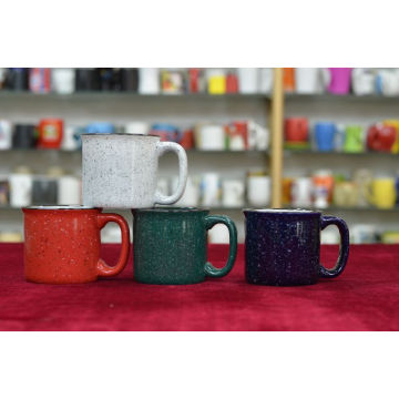 Color Rim Spotted Promotion Cup