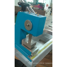25mm / 35mm / 50mm Holzjalousie Stanzmaschine (SGD-M-1008)