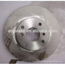 Substituição das peças sobressalentes automotivas do freio