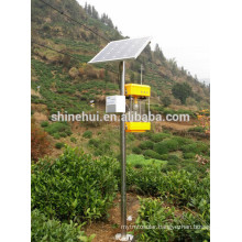 solar fly zapper for Space Electric Field