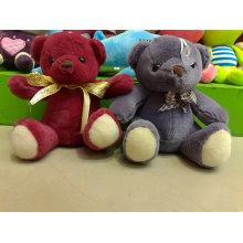 De alta calidad personalizado relleno oso de peluche suave animal peluche de juguete