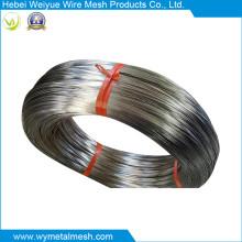 Fil d'acier inoxydable pour le treillis métallique de tissage