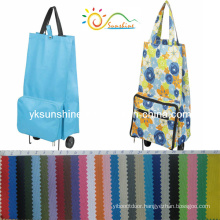 Foldable Wheel Shopping Bag (XY-415A)