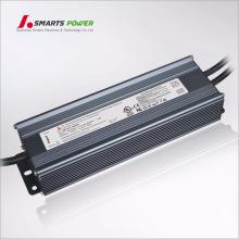 100W electrónica 120-277VAC 12v 0-10V pwm regulable UL lista fuente de alimentación del conductor led