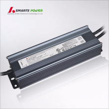 100W Electronic 120-277VAC 12v 0-10V pwm Dimmable UL Listed led driver power supply