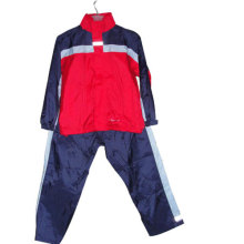 Kids 210D Nylon Raincoat