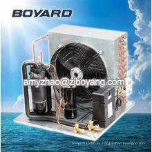 refrigeradores para flores con unidad de refrigeración comercial r22 lanhai hvac