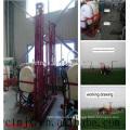 Nuevo diseño de tractor montado en pulverizadores de pluma de la venta caliente