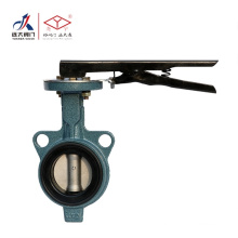 wafer centrel line butterfly valve ductile iron