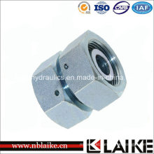 (3D) Straight Hydraulic Hose Tube Adapters with High Quality