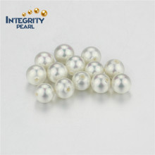 Mother of Shell Loose Pearls Size 12mm Perfect Round Shell Pearl Beads