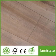 Classic Hand Scraped Series U-groove Laminate Flooring