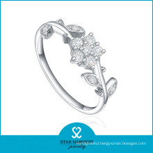 Newest Fashion Sterling Silver Engagement Ring (SH-R0205)